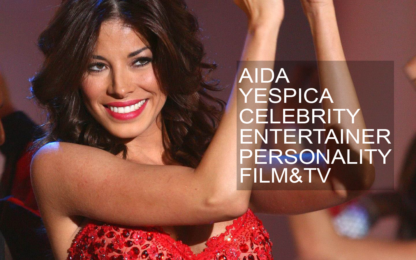 aida yespica wide entertainer